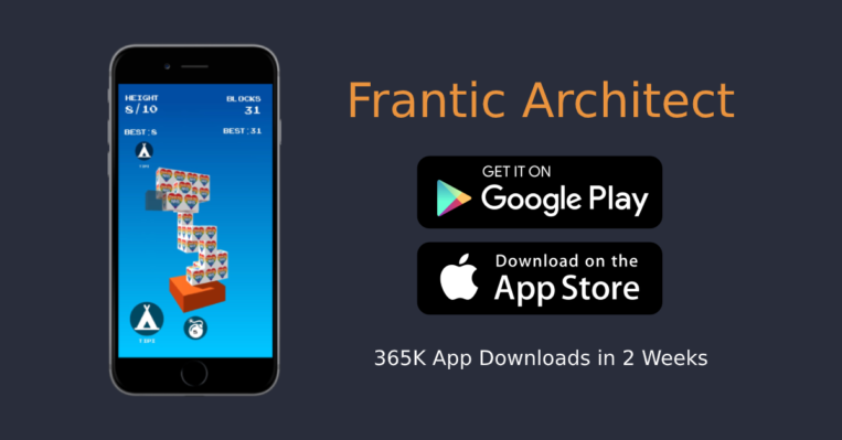 Frantic Architect Feature Image
