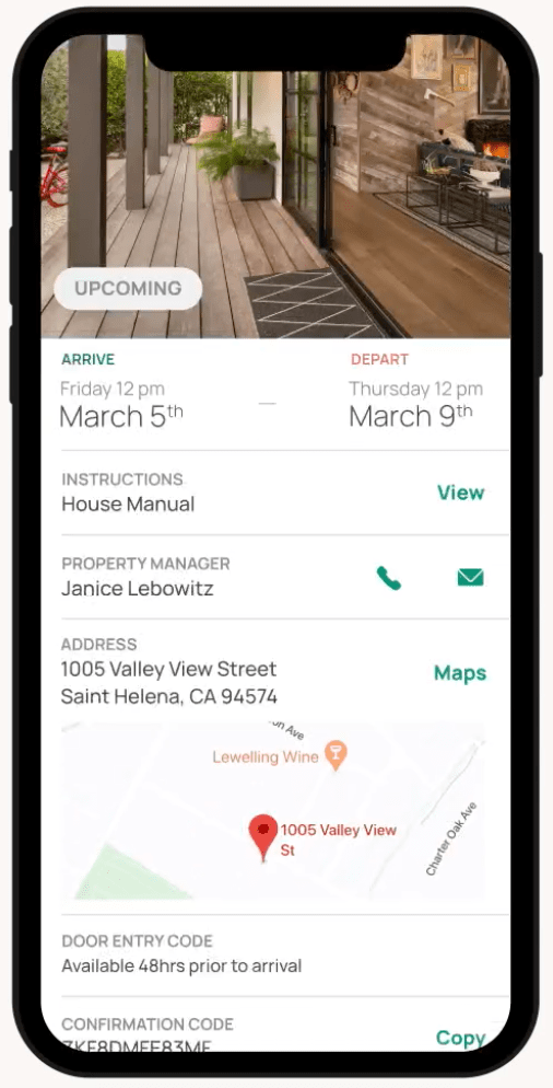 Pacaso Second Home Co Ownership App Details