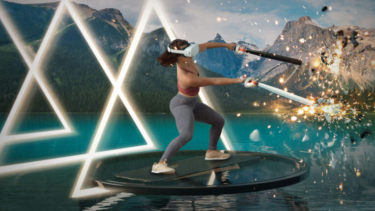 Supernatural VR Workout Game